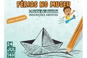 Com oficina e visita guiada, Museu de Arte Sacra realiza programação para crianças
