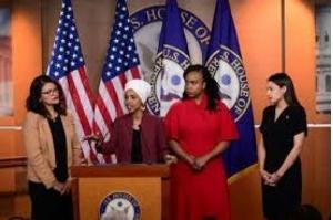 Trump enfrenta possível condenação na Câmara após tuítes sobre deputadas de minorias