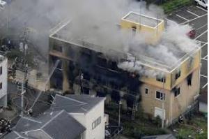 Incêndio criminoso em estúdio de animação do Japão pode ter deixado 30 mortos