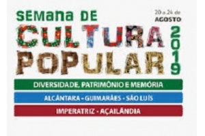 Governo do Estado promove 31° Semana de Cultura Popular