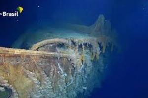 Expedição revela novas imagens de deterioração do Titanic