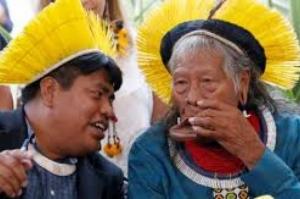 Grupo lança campanha para indicação de líder indígena Raoni ao Nobel da Paz de 2020