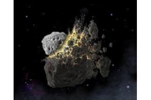 Calamidade causada por asteróide moldou vida na Terra há 466 milhões de anos