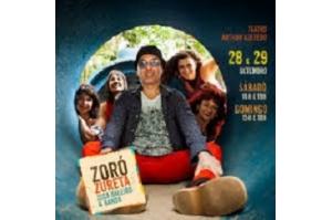 Zeca Baleiro apresenta show infantil neste fim de semana no Teatro Arthur Azevedo