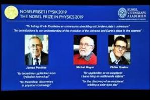 Descobertas sobre planetas distantes e infância do universo ganham Nobel de Física