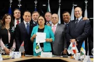 Governador Flávio Dino defende união de Estados em prol da educação e segurança pública