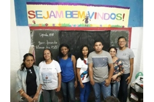 Em homenagem aos professores, Escola Tia Ana lança  Projeto Alfabetização para Todos