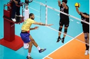 Invicto, Brasil chega ao tri na Copa do Mundo de Vôlei Masculino