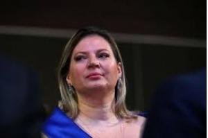 Bolsonaro tira Joice Hasselmann da liderança do governo no Congresso