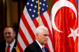 Turquia concorda em suspender ação militar na Síria