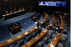 Senado aprova texto-base da reforma da Previdência em segundo turno