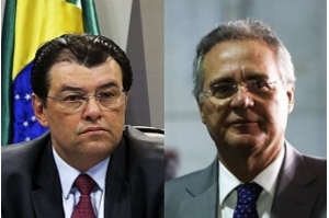 PF intima Renan e Braga para que prestem esclarecimentos em inquérito