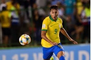 Brasil vence Chile no Mundial Sub-17 e se classifica para as quartas