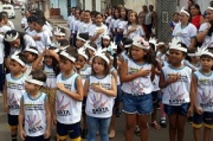 Escola Renascer realiza XII Feira Cultural