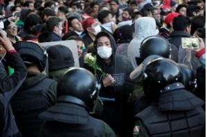 Comissão de Direitos Humanos registra novas mortes na Bolívia