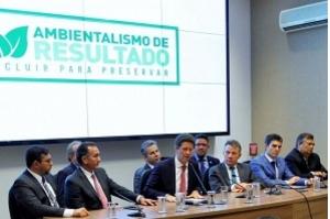 Amazônia: governadores tentam unificar dados para receber recursos