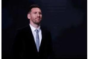 Messi conquista Bola de Ouro pela 6ª vez