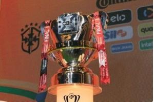 CBF sorteia primeira fase da Copa do Brasil 2020
