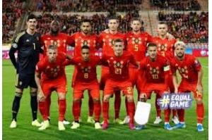 Bélgica é eleita Seleção do Ano da Fifa; Brasil fica em 3º