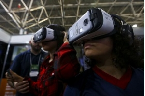 Humanos artificiais marcam maior feira de tecnologia do mundo