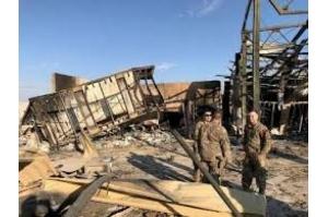 Ataque de mísseis do Irã deixou 11 soldados dos EUA feridos em base no Iraque