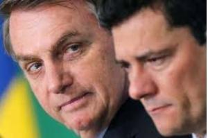 Bolsonaro recua da intenção de tirar Segurança Pública de Moro