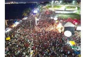 São Luís tem previsão de tempo feliz com ou sem chuva neste fim de semana de Pré-Carnaval