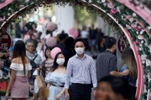 Coronavírus: China registra 1.380 mortos e 63.581 infectados