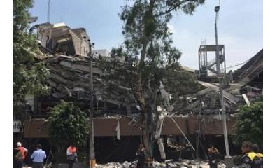Terremoto no México deixa pelo menos 47 mortos