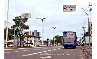 Prefeitura de São Luís inicia nesta sexta (15) fiscalização das faixas exclusivas