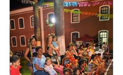 Natal Solidário movimenta Centro Histórico