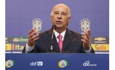 Fifa pune presidente da CBF com 90 dias de suspensão