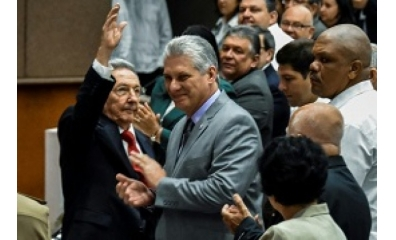 Miguel Díaz-Canel é candidato único para suceder Raúl Castro em Cuba