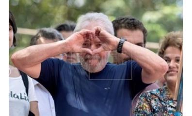 Lula pede à esquerda latino-americana
