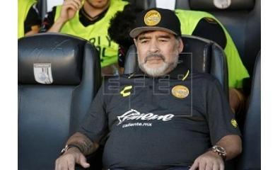 Saúde de Maradona volta a ser tema de especulações por vídeo em redes sociais