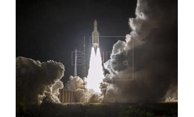 Primeira missão europeia decola para decifrar segredos de Mercúrio