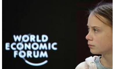 Greta Thunberg pede que líderes mundiais ouçam jovens ativistas