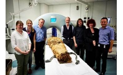 Uma múmia 'volta a falar' 3.000 anos depois da sua morte