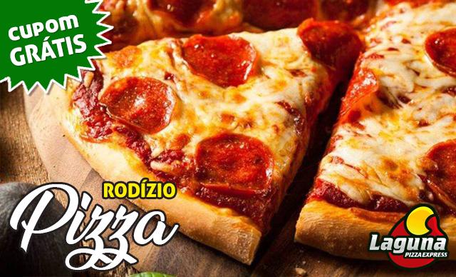 Rodizio de Pizza na Terça- Feira - Laguna Pizzaria de R$ 34,90 por R$ 26,87