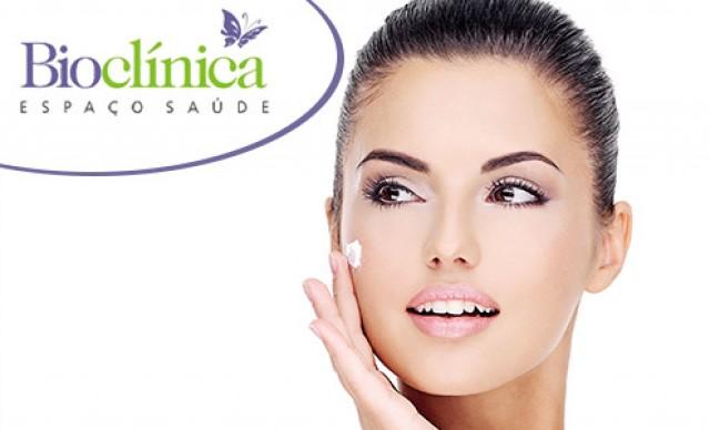 SPA FACIAL - Clareamento ou Oleosidade Facial + 8 Procedimentos + Avaliação c/ Videoscópio.. De R$ 160,00 por R$ 60,80