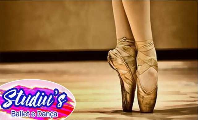 Ballet Classico ou Fitdance - Matrícula De R$ 150,00 por R$ 81,00