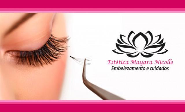 Micropigmentação Fio a Fio de Sobrancelha, na Estética e Salão de Beleza Mayara Nicolle! De R$ 500,00 por R$ 175,00.